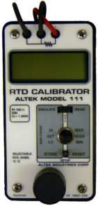 Altek 111 Discontinued - Suggested replacement PIE 211