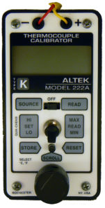Altek 222A Discontinued - Suggested replacement PIE 322-1 or PIE 422