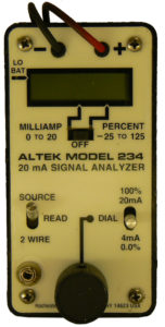 Altek 234 Discontinued - Suggested replacement PIE 334 or PIE 334Plus