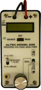 Altek 235 Discontinued - Suggested replacement PIE 235