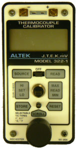 Altek 322-1 - Suggested replacement PIE 322-1
