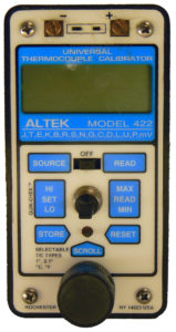 Altek 422 - Suggested replacement PIE 422