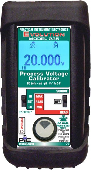 PIE 235 Voltage Calibrator
