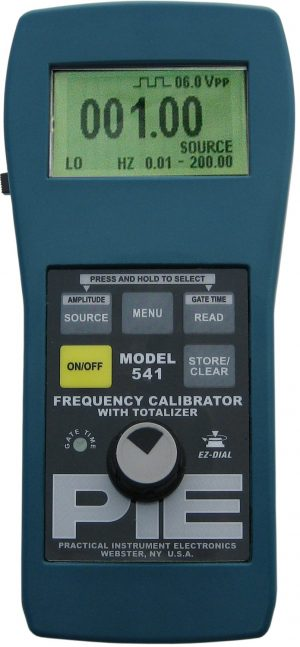 PIE 541 Frequency Calibrator