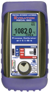 PIE 820 Multifunction Calibrator