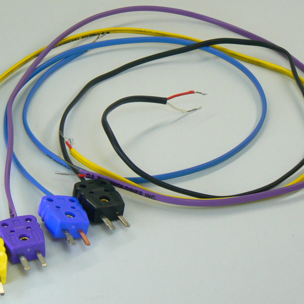 PIE 020-0202 Thermocouple Wire Kit for Types J, T, E & K