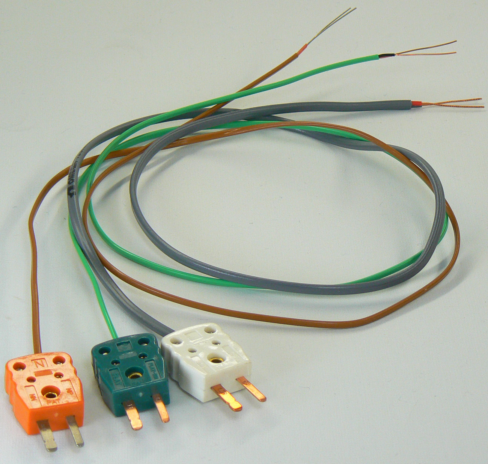 PIE 020-0203 Thermocouple Wire Kit for Types B, R/S & N.
