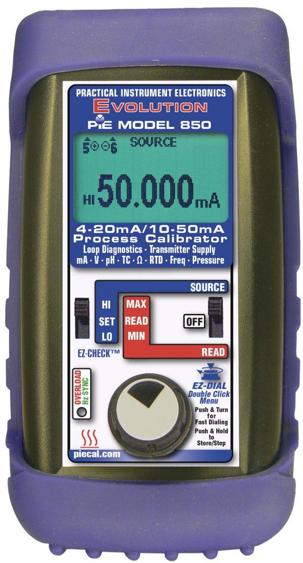 PIE 850 Displaying 50mA